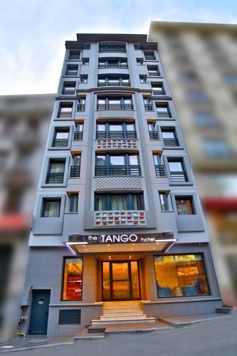 THE TANGO TAKSIM