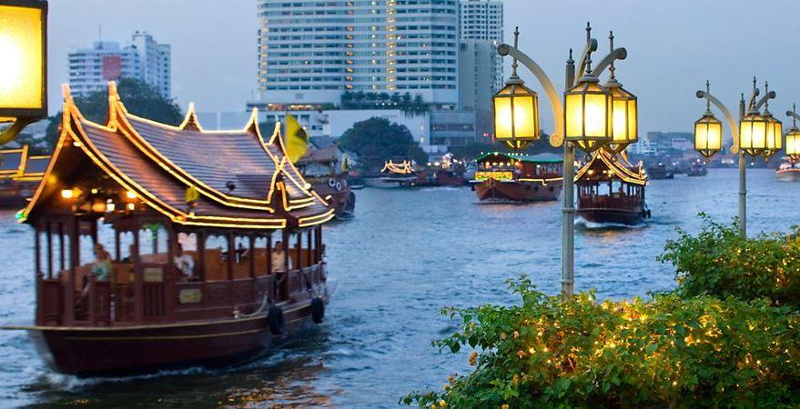 تور بانکوک – پاتایا ( ویژه ۱۷ مرداد به ۲۵ مرداد ماه )