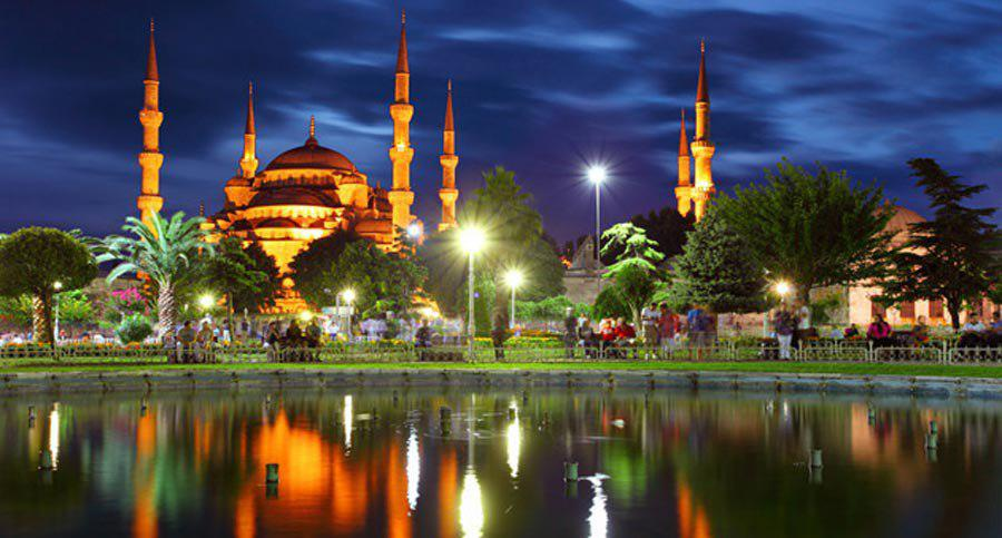 تور ۵ شب استانبول ( چارتر روزانه )
