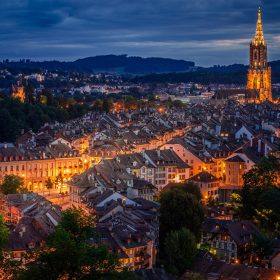 Bern_Switzerland_Houses_Roof_Night_Street_lights_531684_1280x854