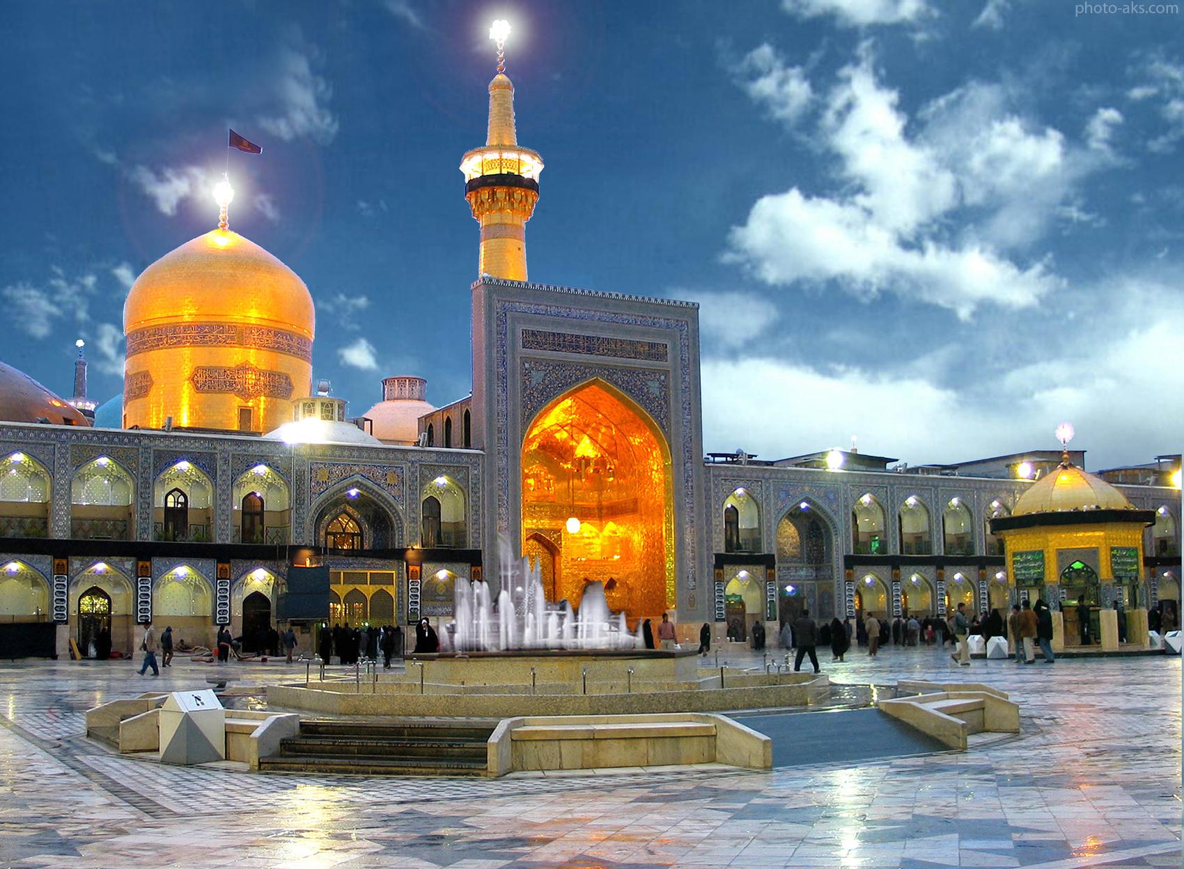 تور ۳ شب  مشهد بهمن ماه ۹۷