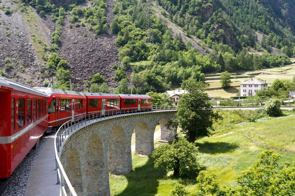 سوئیس کشوری کوچک