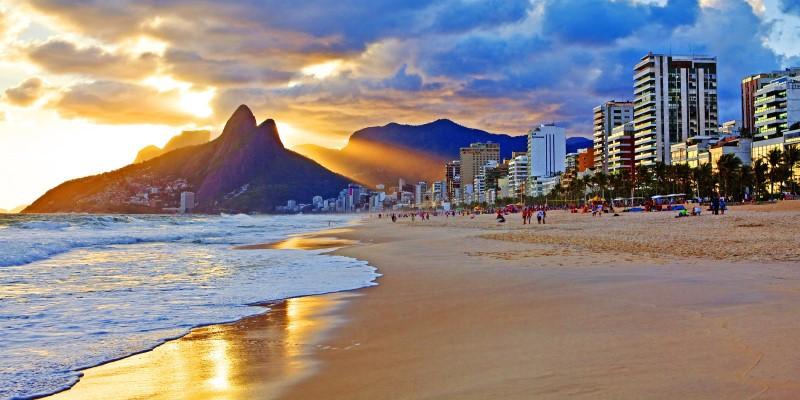 سواحل رویایی برزیل
