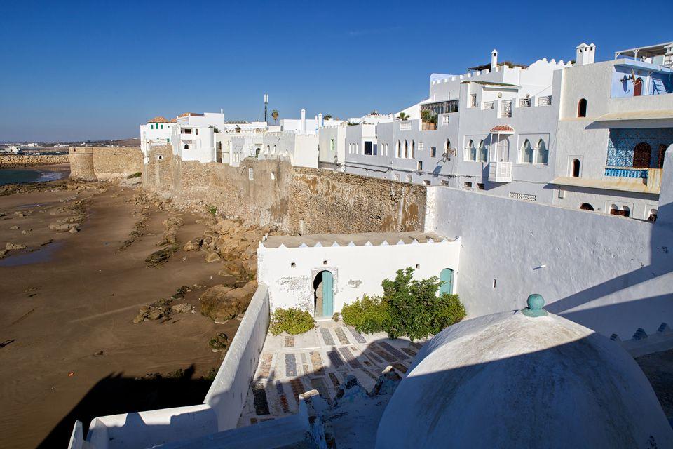 سفر به مراکش و قلب آفریقا