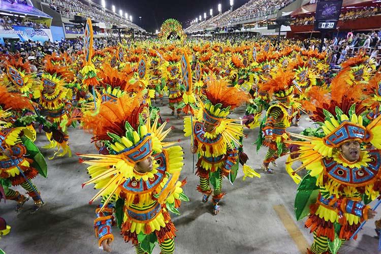 فرهنگ اعجاب برانگیز برزیل
