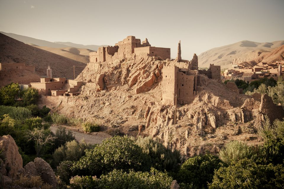 مکان های دیدنی در مراکش