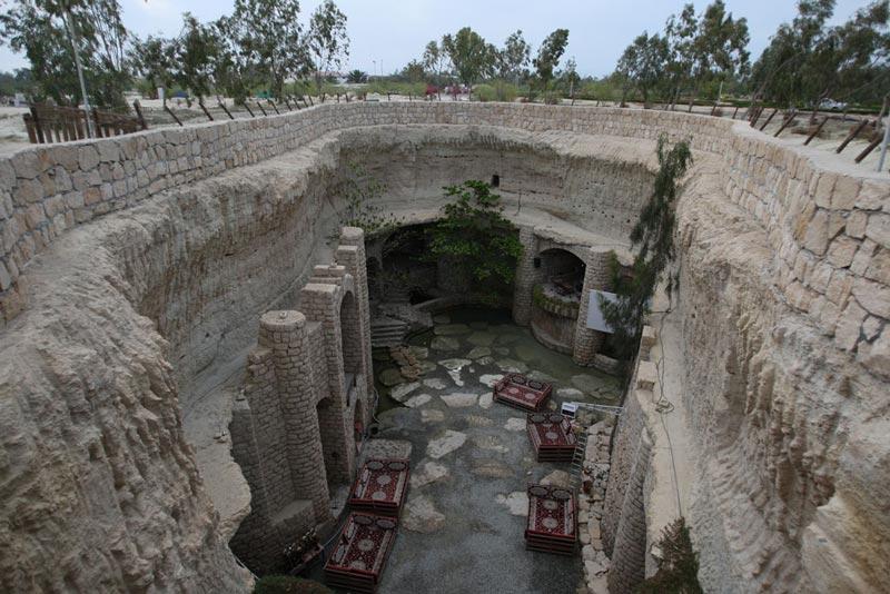 کاریز کیش شهر زیرزمینی