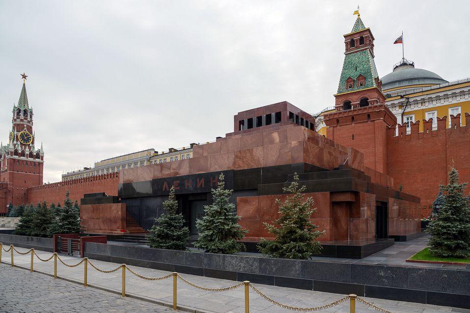 سفر به روسیه : تاریخ تزار و کمونیست