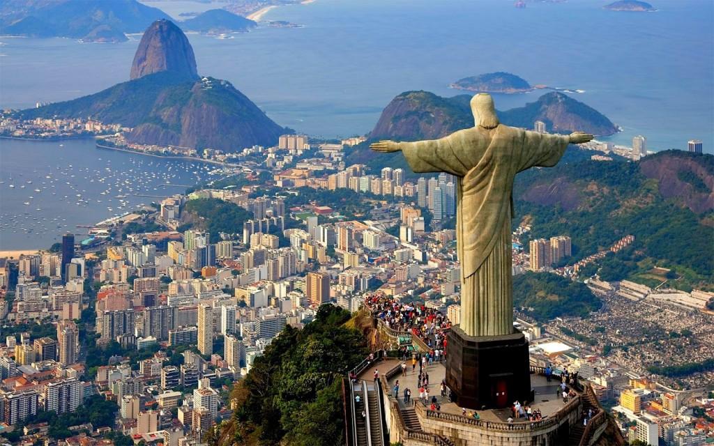 سفر به برزیل خوش آب و هوا