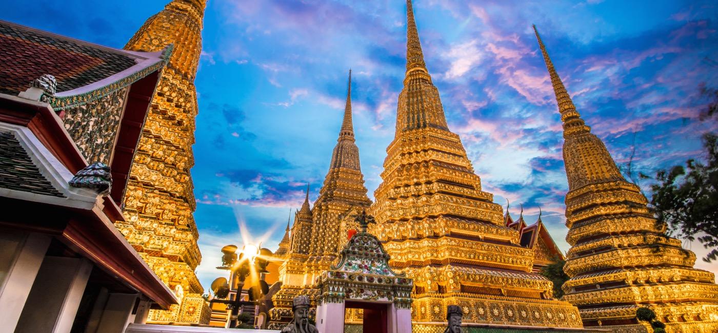 تور بانکوک ( ۸ شب) ویژه دی ماه و بهمن ماه