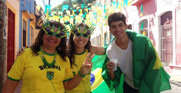 مهمان نوازی برزیلی ها