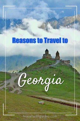 مناطق دیدنی تفلیس و گرجستان