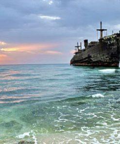 آرامش در جزیره کیش