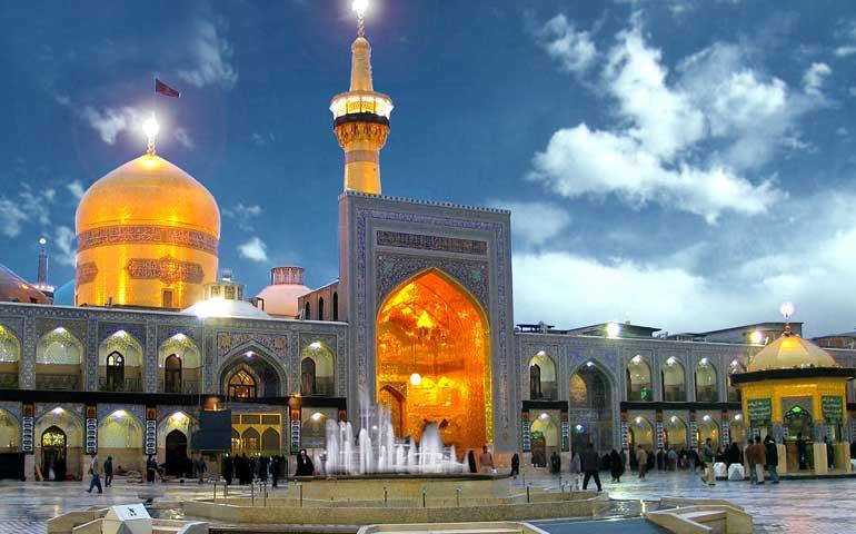 تور مشهد مقدس ( بهمن ماه )