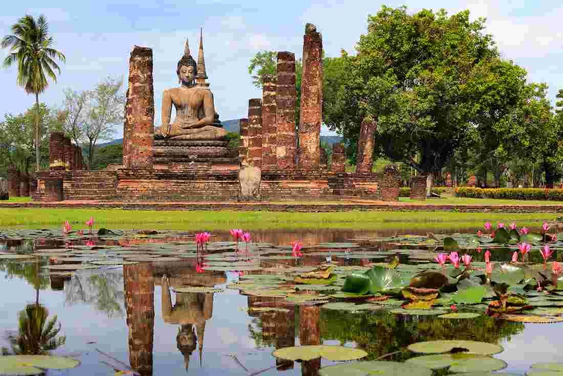 تور بانکوک ( ۲۷ اسفند به ۶ فروردین و ۵ فروردین به ۱۳ فروردین )