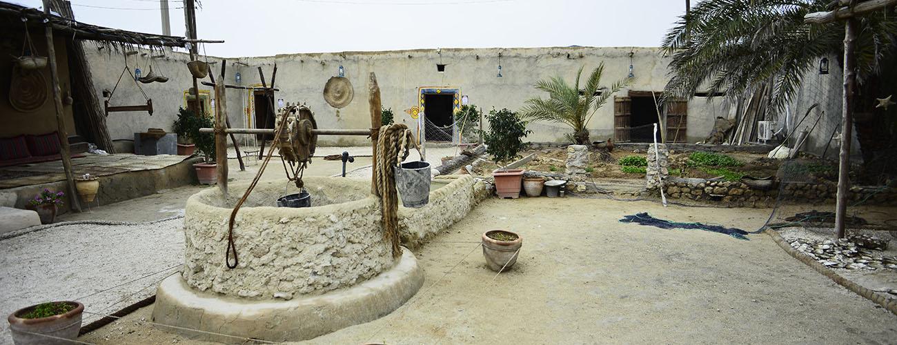 خانه مردمشناسی بومیان کیش