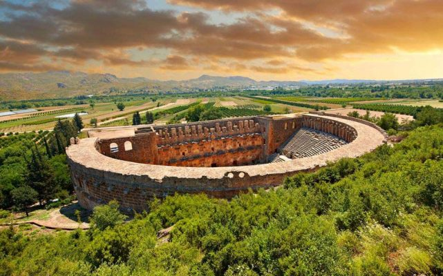 شهر آسپندوس