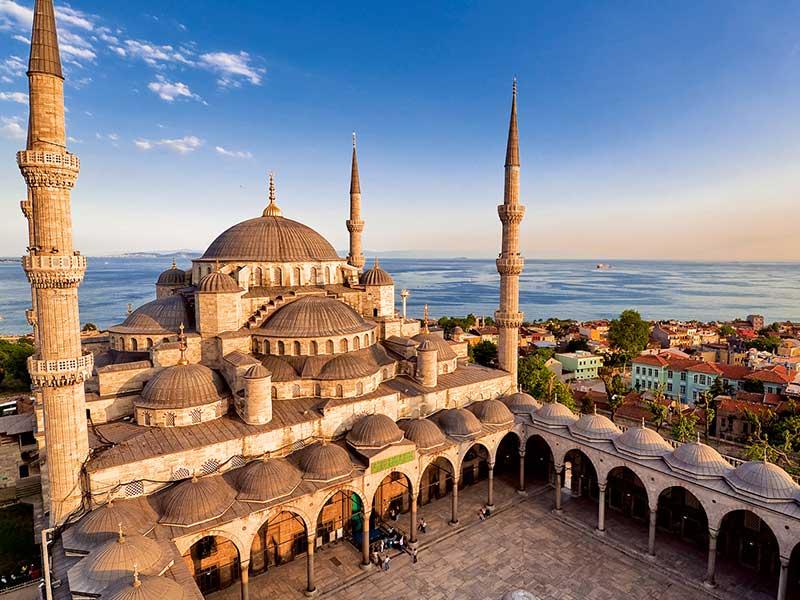 تور ۷ شب استانبول ( ویژه نوروز ۹۷ )