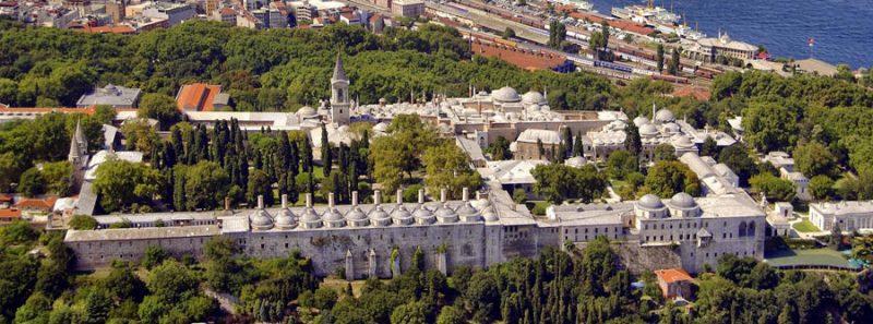 کاخ و موزه توپکاپی