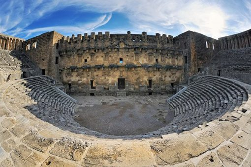 aspendos amfi theater