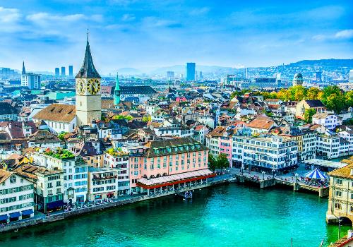 تور سوئیس ( ویژه تعطیلات خرداد ماه )
