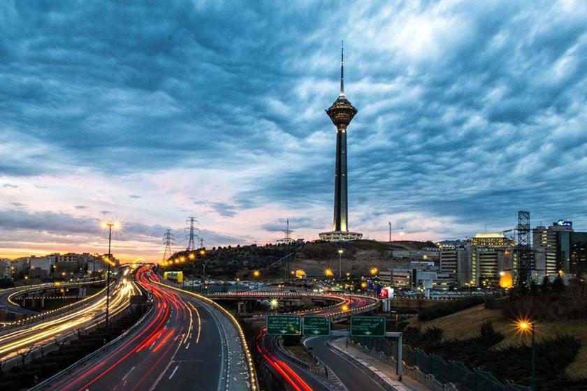 تور تهران – 3 شب ( آبان ماه )
