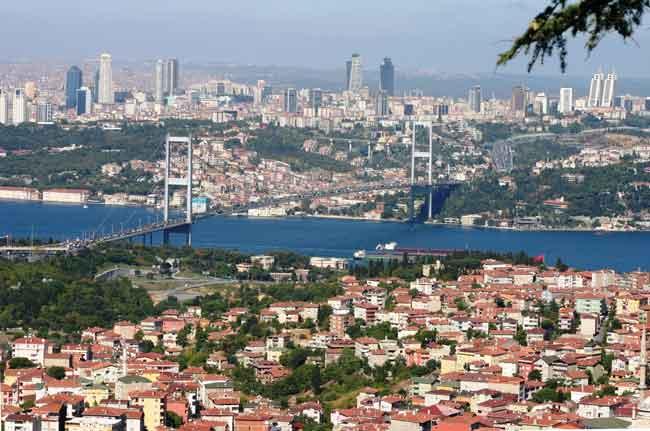 تور استانبول – ۴ شب ( آذر ۹۷ ) از تهران