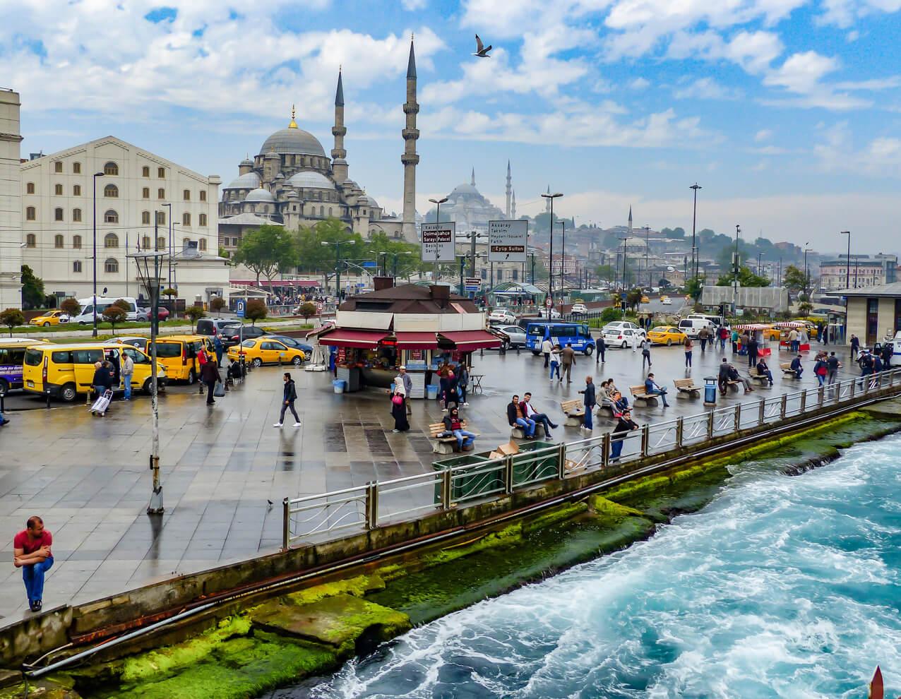 تور استانبول – 3 شب ( آذر 97 ) از تهران