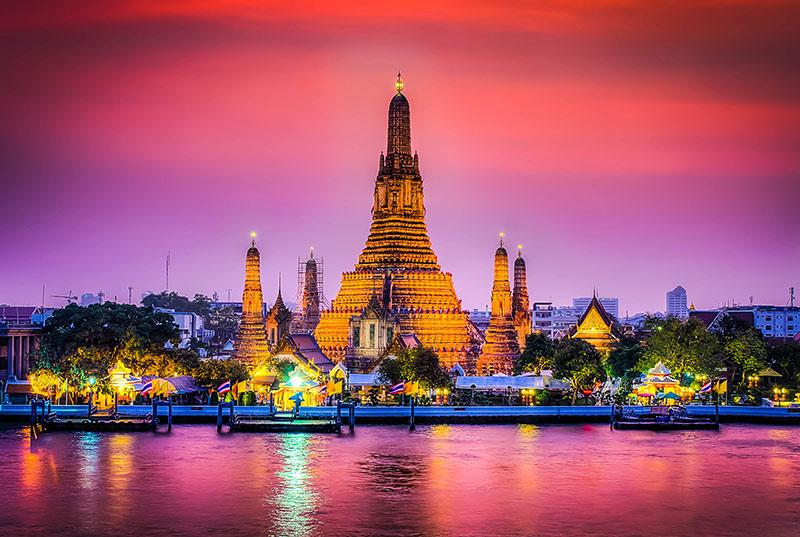 تور بانکوک – ۸ شب ( ۱۶ به ۲۴ بهمن ماه )