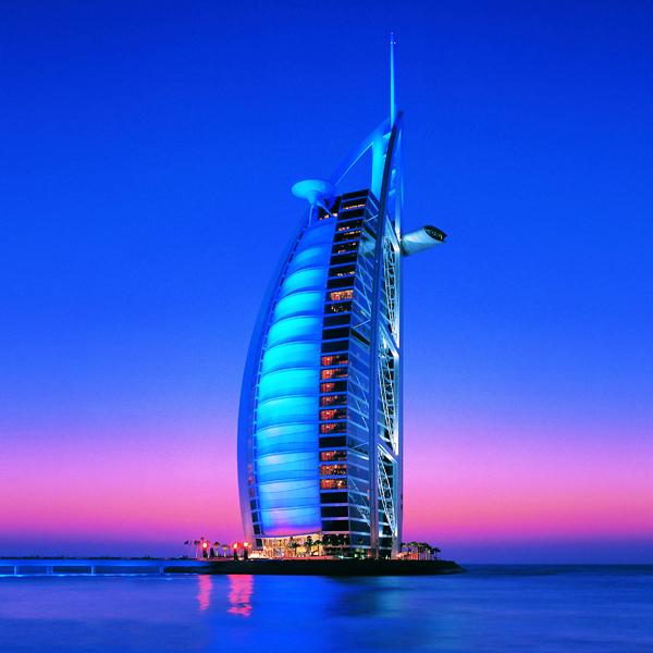 معرفی-هتل-Burj-al-Arab-دبی
